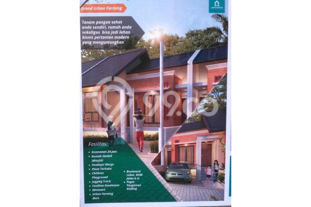 Rumah Konsep Urban Farming di The Green Setiabudhi 15053680