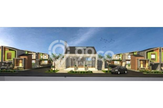 Rumah Konsep Urban Farming di The Green Setiabudhi 15053690
