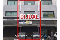 Dijual Ruko Strategis di Tangcity Superblock Tangerang Kota dekat Mall
