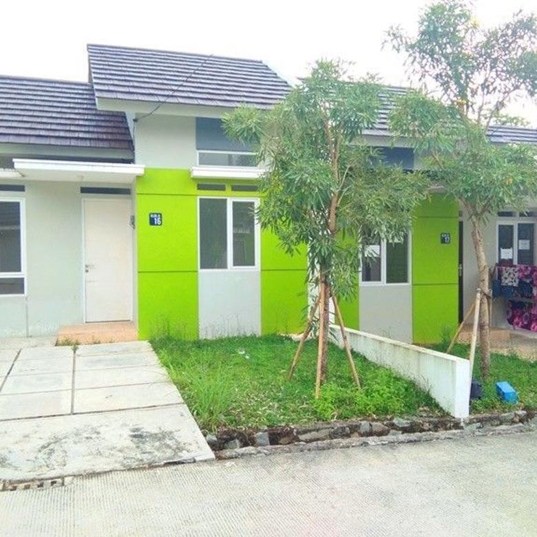 Rumah Bagus siap huni selangkah dari Stasiun Parung Panjang