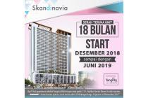 Apartemen Skandinavia Tangerang City, disc.10% sampai No.2017