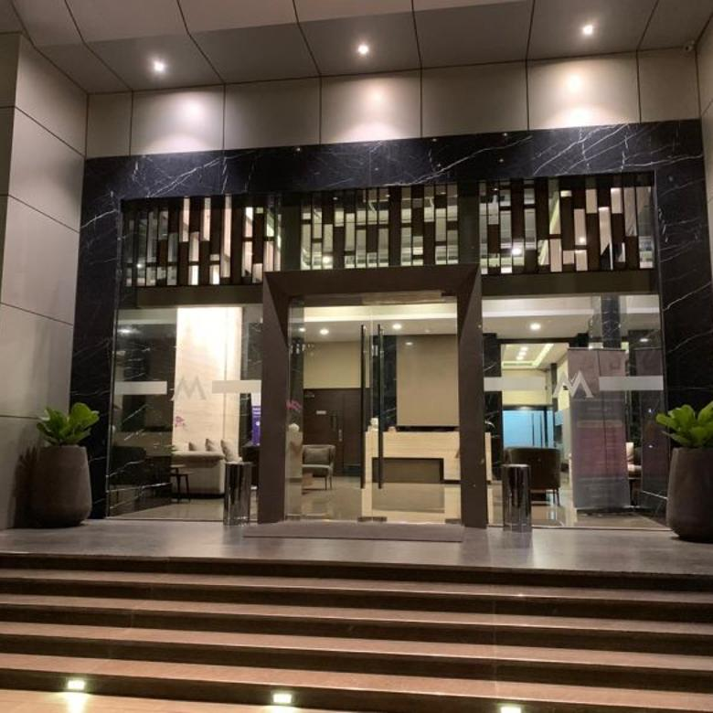 Apartemen Maqna Residence 2BR Semi Furnished Kebon Jeruk