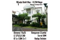 Rumah Mewah Wisata Bukit Mas Wiyung Surabaya Barat