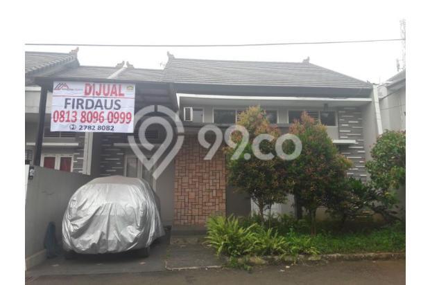 Dijual rumah bagus dalam townhouse 17994930