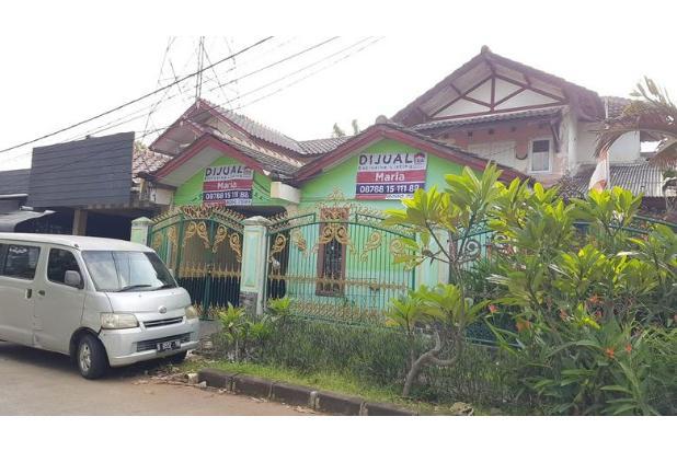 Rumah TERMURAH Bumi Anggrek VMG2 Jalan Utama DEKAT Summarecon Bekasi HARGA BAWAH PASAR