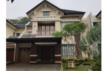 Rumah di sewa di Cluster Vermont Parkland, BSd City Tangerang Selatan