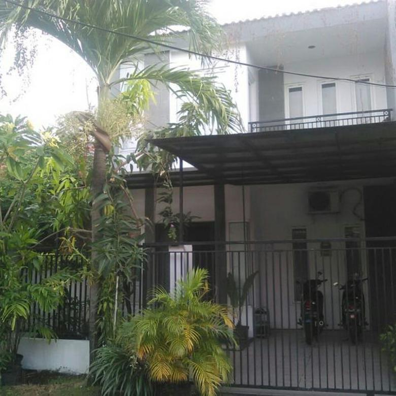 rumah 2 lantai harga murah bisa nego di puri asri pakuwon city