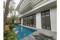 Brand New Luxuriouse House at Kebayoran Baru