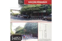 Kavling Kisamaun, Tangerang, 1.025 + 815 m²,SHM