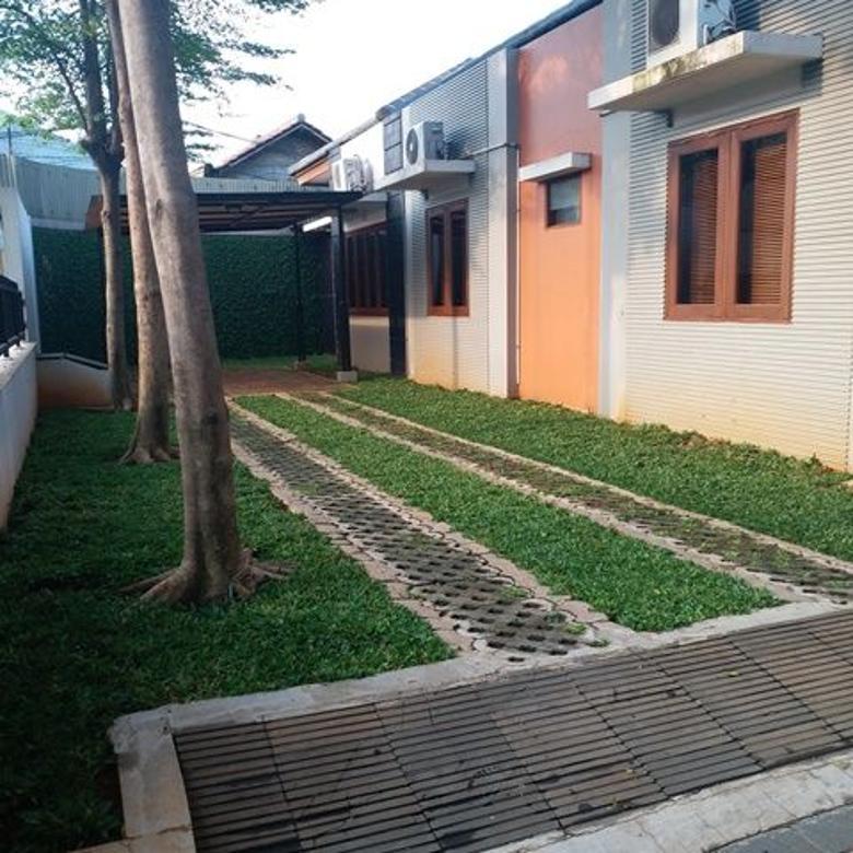 Rumah Mewah murah Full FURNISH diKebagusan Lokasi IDAMAN diJakarta Selatan