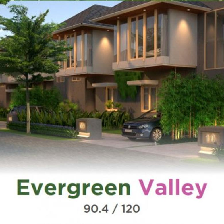 Rumah Forest Cerme tipe Evergreen Valley