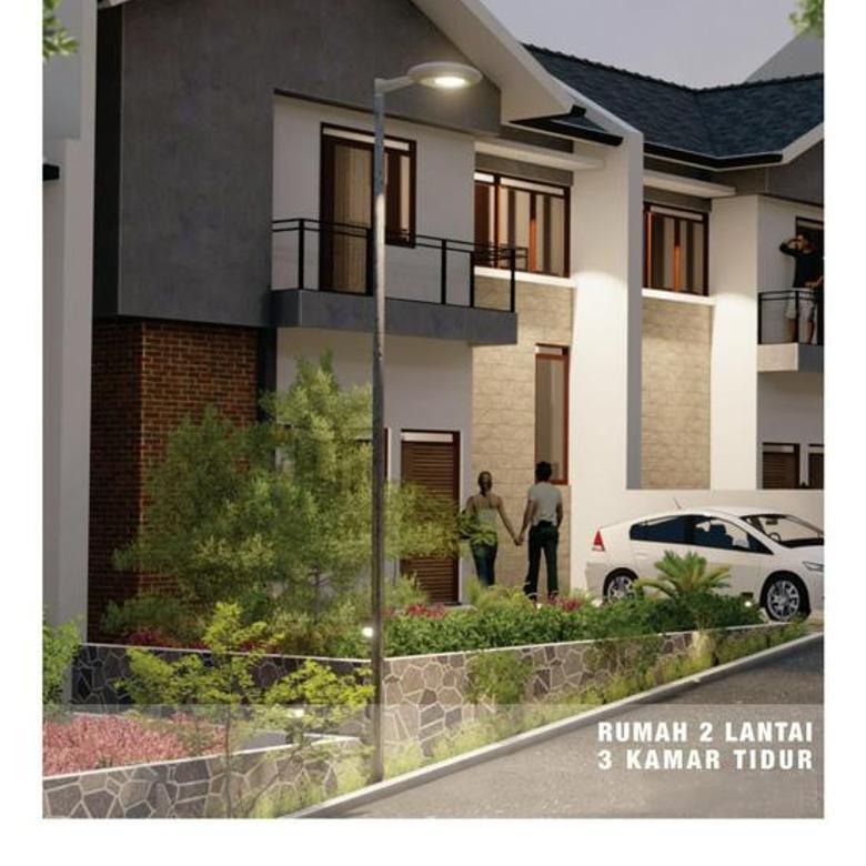 Rumah Minimalis Awiligar, Bandung