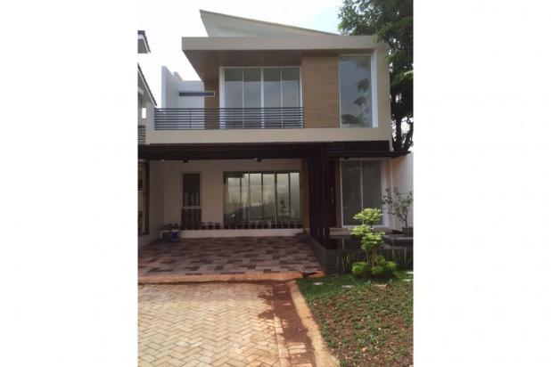 Dijual Rumah Arsitektur Modern Bebas banjir modernland tangerang. 12260044