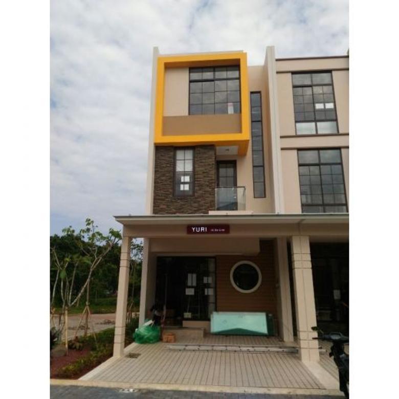 Launching Rumah 3 Lantai PIK2, Cluster MIAMI