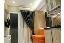 apartement green pramuka city sewa harian 2kamar tidur