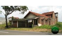 Rumah Disewakan tepi jalan Godean Km 16 ( RI 170 )