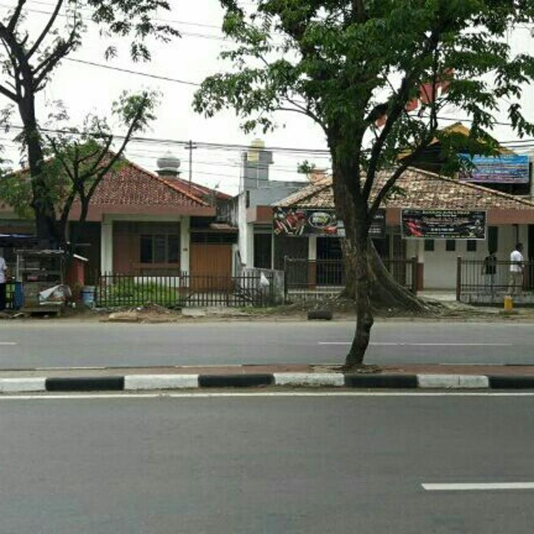 Dijual 2 Rumah Lokasi Strategis Tengah Kota Palembang