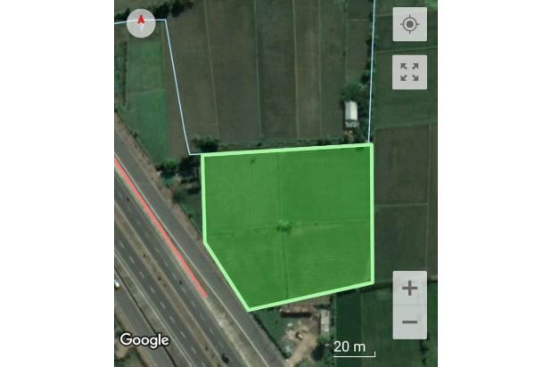 Rp5,32mily Tanah Dijual