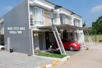 Rumah Modern Minimalis 2 Lantai Murah di Jatiasih Bekasi