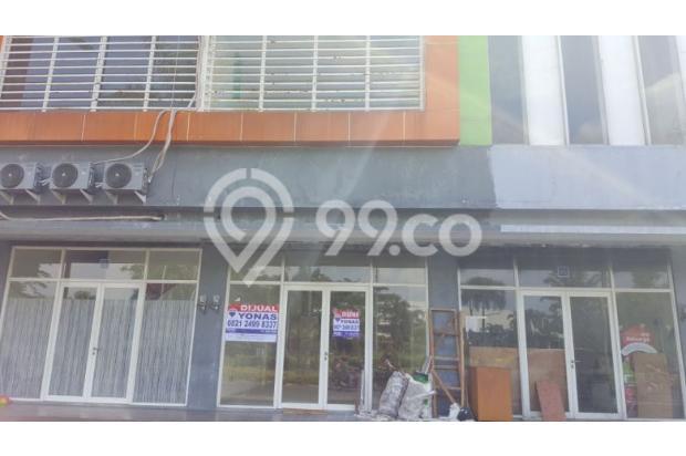 DiSewakan Ruko Costarica di Modernland, Tangerang, depan Club House, Lokasi 13878534
