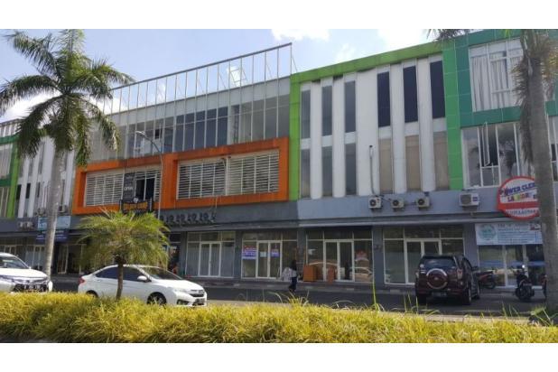 DiSewakan Ruko Costarica di Modernland, Tangerang, depan Club House, Lokasi 13878536