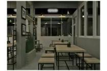 BANGUNAN BARU DI MAINROAD CIKUTRA, COCOK UNTUK RESTORAN/CAFE
