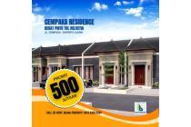 Rumah Cantik NuansaBali 500 Jutaan Gaperta Ujung Medan