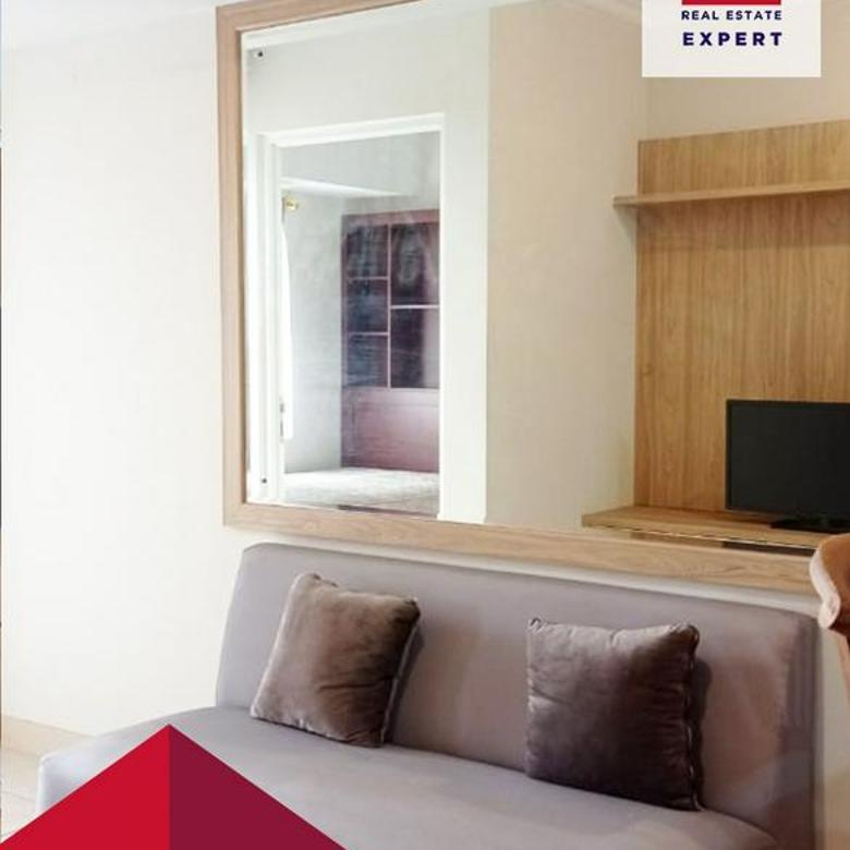 APARTEMEN 2BR Tower BASELLA Springlake Apartment Full Furnished @Summarecon Bekasi Cash/Kpr HARGA RUGI HANCUR