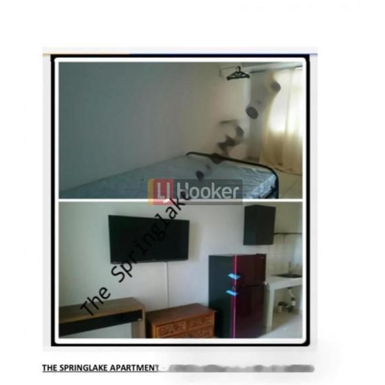 Apartemen STUDIO FULL FURNISH, Di The Springlake , Area Bekasi