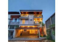 Jarang ada, Rumah cantik dalam Town House di Pondok Indah Jaksel