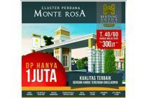 DP Hanya 1 Juta.. Rumah di Ciwastra Bandung