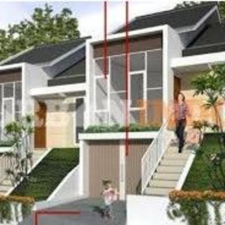 rumah dng model superimposed padalarang , dp 30jt all in, cicilan 2jt
