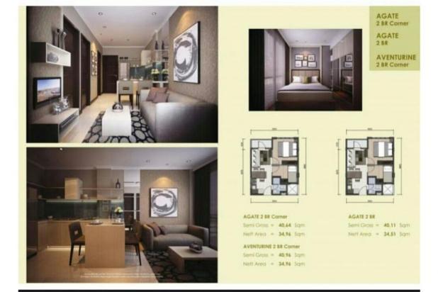 Rp903jt Apartemen Dijual