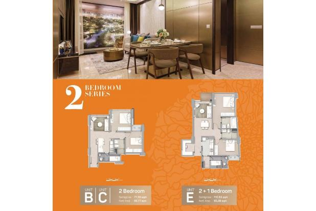 Rp4,27mily Apartemen Dijual