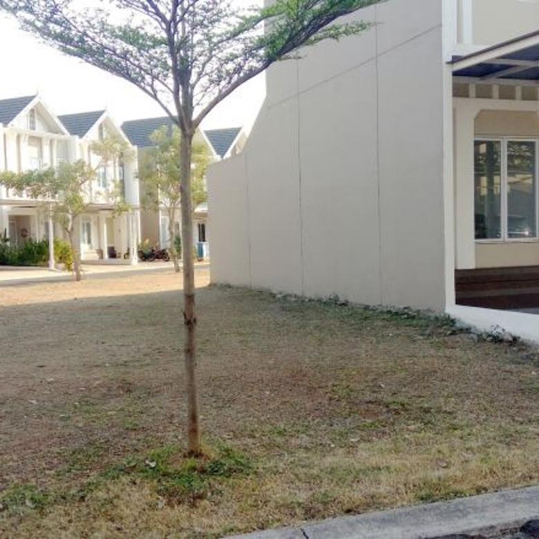 Jual Cepat - Tanah Kavling HOEK di Jakarta Garden City Cluster