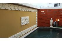 rumah baru lantai 2 style villa tuakilang tabanan dekat kediri & kota