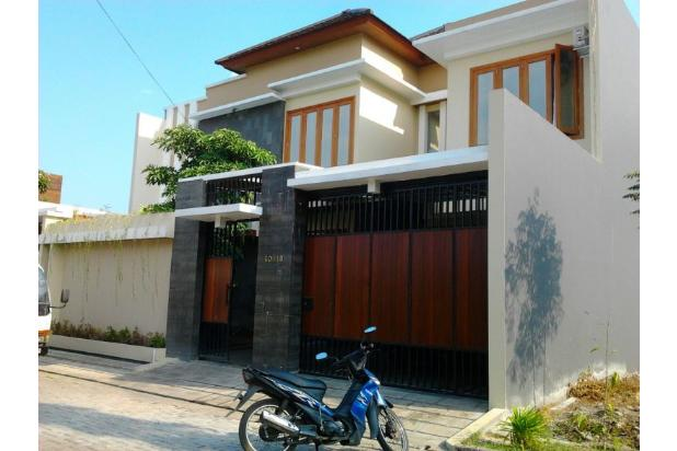 Rumah Mewah Bonus Kolam dan Full Furnished Lokasi Eksekutif Solo Baru 13696717