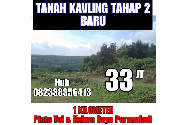 Rp33jt Tanah Dijual