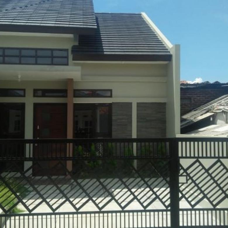 Rumah cantik mempesona di pandanwangi dekat kampus UPI cibiru
