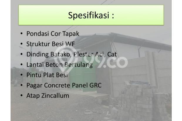 GUDANG UNTUK DISTRIBUTOR, DEKAT BSD SERPONG, STRATEGIS 17307175
