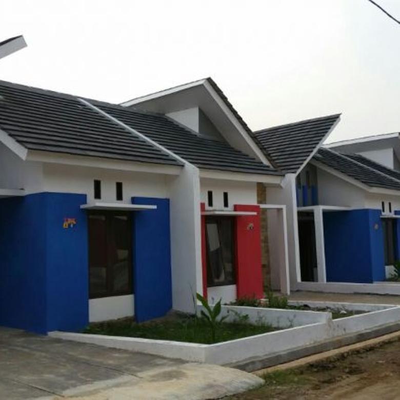 Rumah tanpa Dp daerah cikampek,rumah ready,strategis,mewah