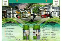 rumah murah minimalist Green Golf City