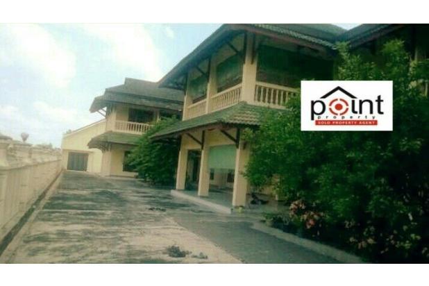 Rp370jt/thn Hotel Disewa