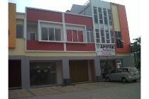 Jual Murah Ruko Golden 8 Summarecon Serpong depan sekolah Pahoa