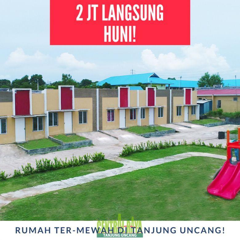 Rumah di Tanjung Uncang Hanya 2 jt Bisa Huni!