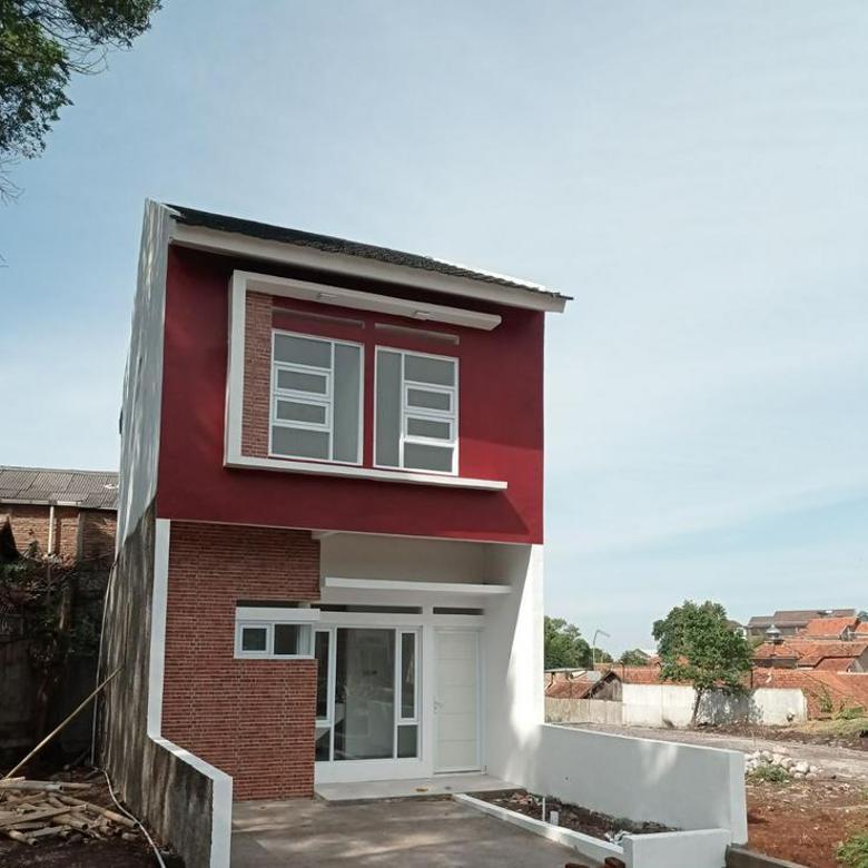 Rumah 2Lantai Cantik Dekat Borma Cinunuk Cileunyi Bandung