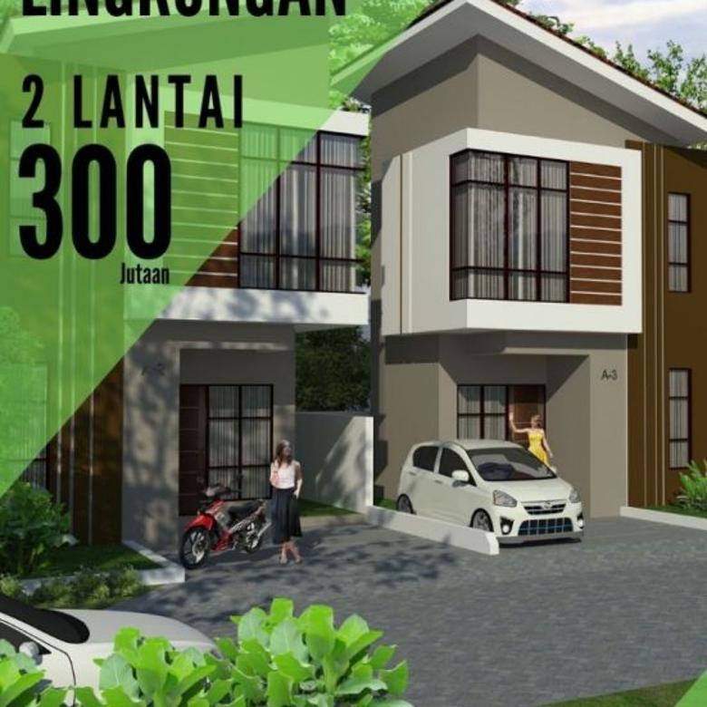 Rumah Ramah Lingkungan The Grandia Oasis Semarang