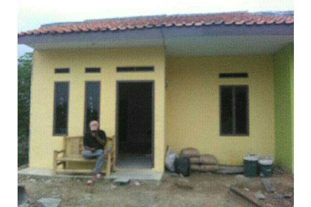 Rumah murah dengan gaya modern hanya 120jt an 16504231
