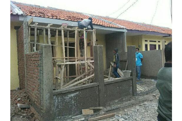 Rumah murah dengan gaya modern hanya 120jt an 16504232