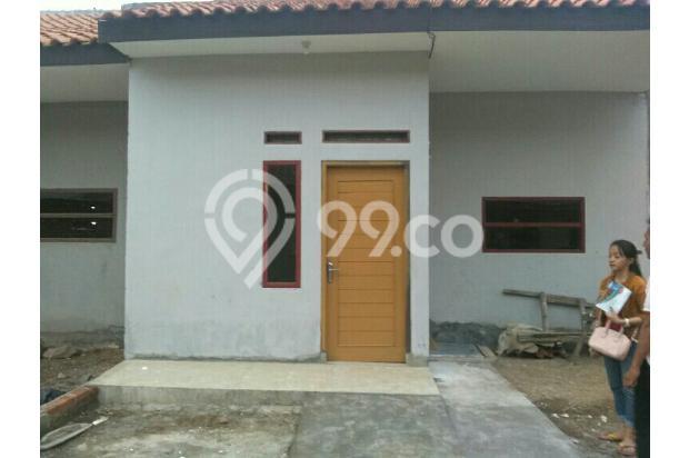 Rumah murah dengan gaya modern hanya 120jt an 16504236